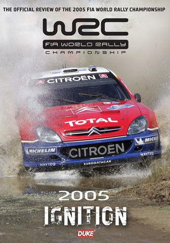 2005 WRC Full Season Review DVD