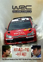 DVD - WRC Official Review 2007
