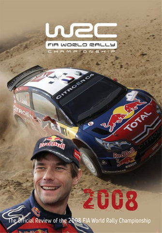2008 WRC Full Season Review DVD