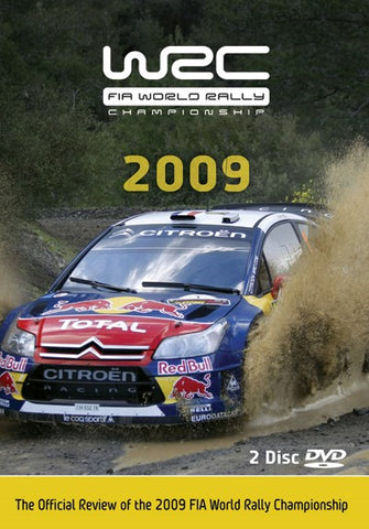 2009 WRC Full Season Review DVD