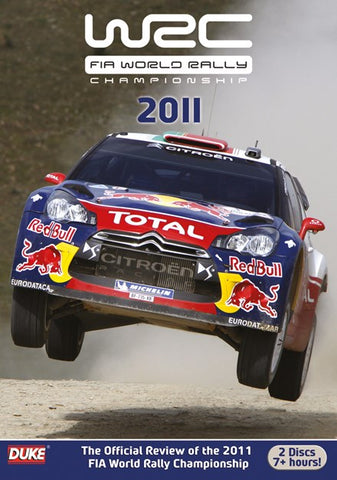 DVD - WRC Official Review 2011