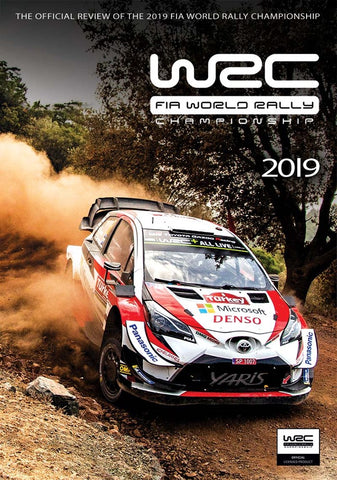 WRC Official Review 2019 DVD