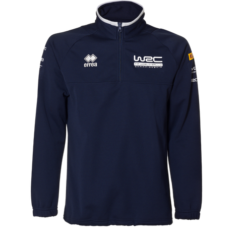 WRC Sponsor ½ Zip Sweat