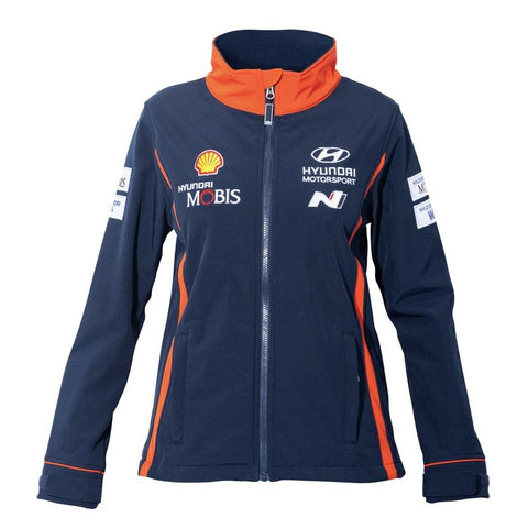 2021 Hyundai Motorsport Team Ladies Softshell Jacket