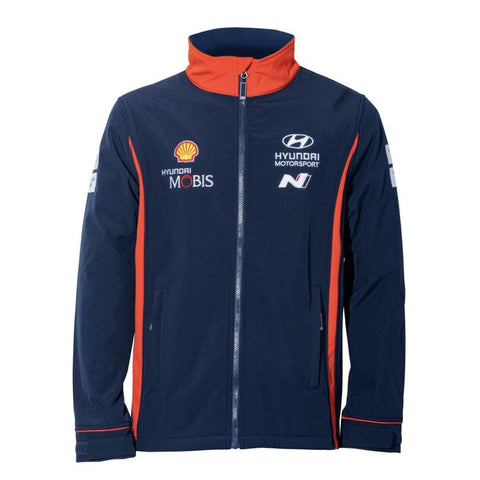 2021 Hyundai Motorsport Team Softshell Jacket