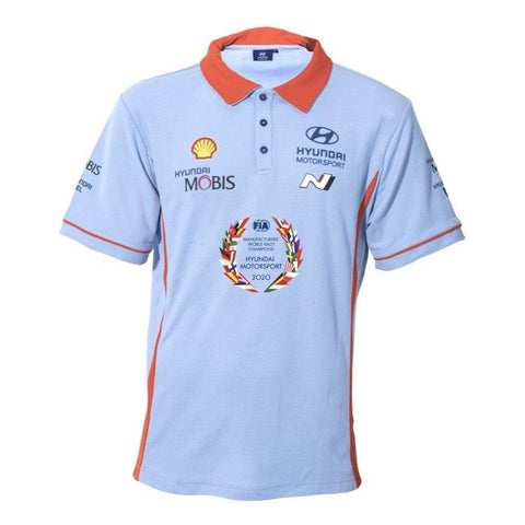 Hyundai Motorsport 2020 Victory Team Polo