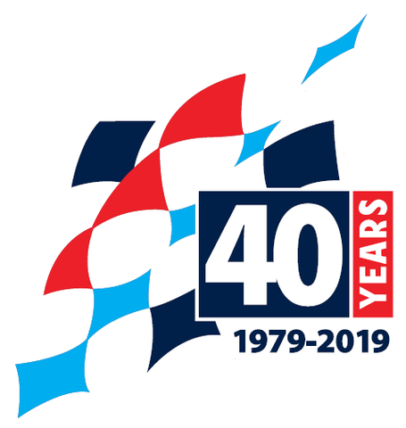 M Sport 40th Anniversary Sticker