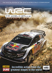 DVD - WRC Official Review 2018