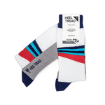 Integrale Style Socks by Heeltread- One Size