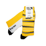 5 Turbo Style Socks by Heeltread- One Size