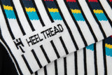 ´Peugeot´ T16 Style Socks by Heeltread- One Size