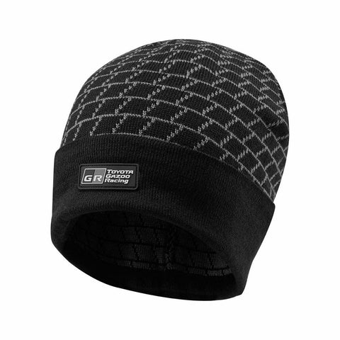 Toyota/Gazoo Black Winter Hat