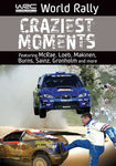 DVD - WRC Craziest Moments