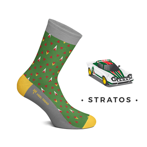 Stratos Style Socks by Heeltread- One Size