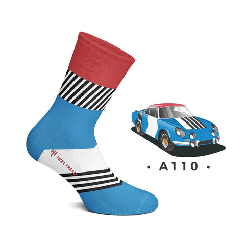 Alpine Style Socks by Heeltread- One Size