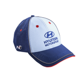Hyundai Motorsport Children's Cap