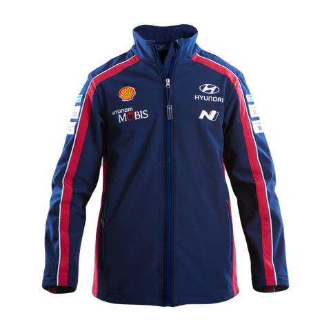 Hyundai Motorsport WRC Team Softshell Jacket