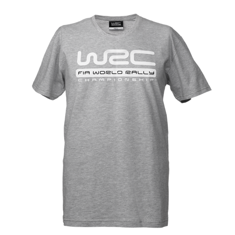 WRC Light Grey T