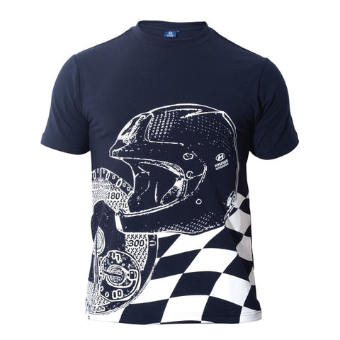 2021 Hyundai Motorsport ´Design´ T-Shirt