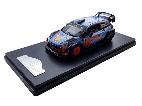Hyundai WRC- T.Neuville- Rally Portugal 2018- 2nd- 1/43 Scale- by Minipartes/IXO