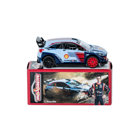 Hyundai i20 Couple- Neuville- in 1/64 Scale- by Majorette