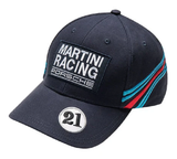 Martini Racing Porsche Cap
