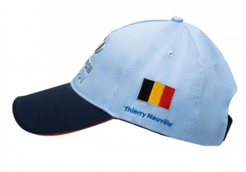 Classic Hyundai Drivers Cap-Thierry Neuville