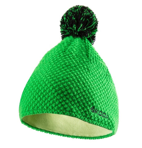 Škoda Motorsport Team Knitted Style Winter Hat