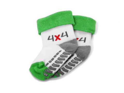 Škoda Motorsport Infants Socks in R5 Colours