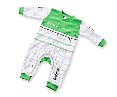 Škoda R5 Motorsport R5 Team Style Infants/Babies Race Suit