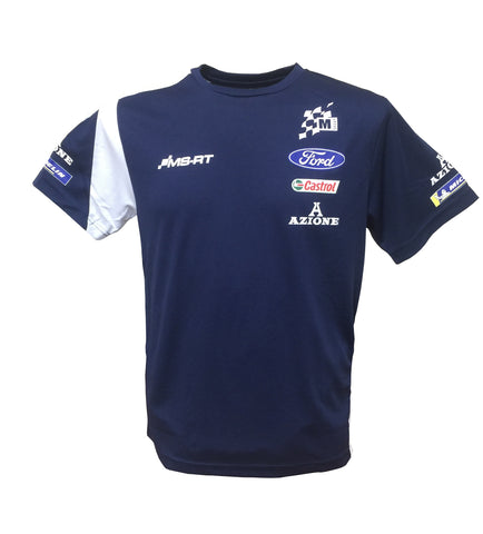 M Sport/ Ford WRC Classic Breathable Childrens Team T Shirt