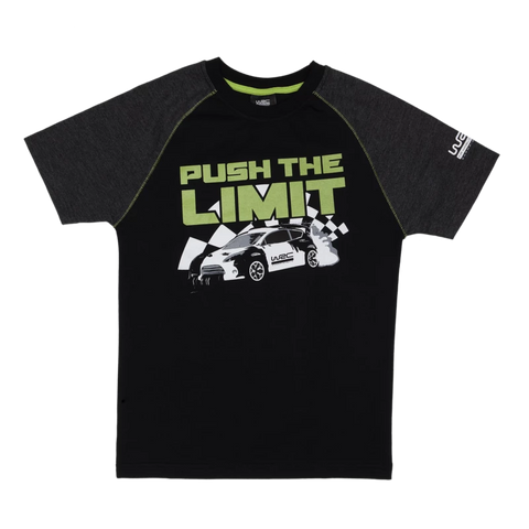 WRC Childrens 'Push the Limit' T-Shirt