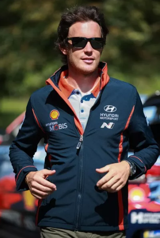 2020 Hyundai Motorsport Team Softshell Jacket