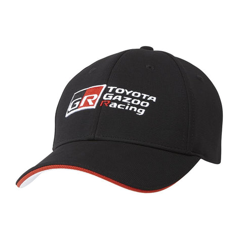 Toyota Black Base Cap