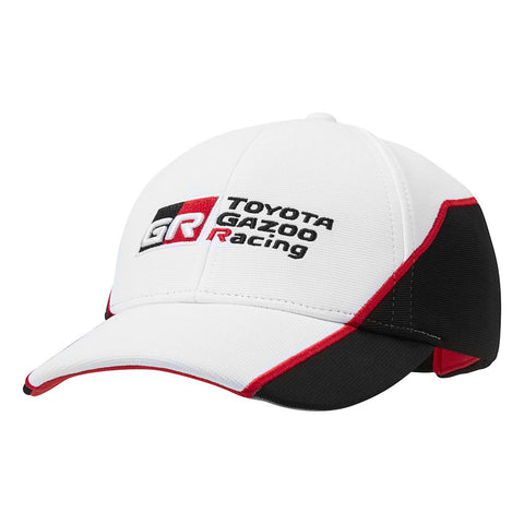 Toyota Gazoo WRT Team Cap- White