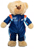 2020 Hyundai Motorsport Plush Teddy Bear