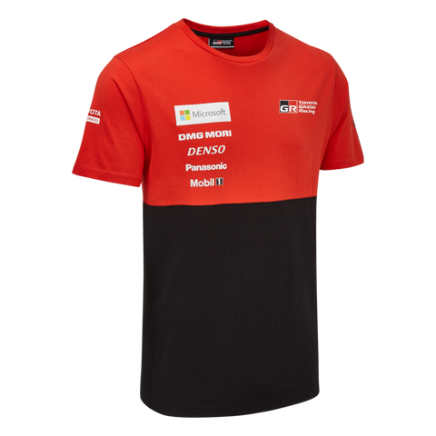 Toyota Gazoo WRT Team T Shirt (Sponsor Logos may vary 2019-2021)