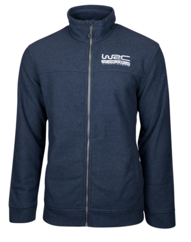 WRC Knitted Fleece Jacket