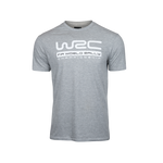 WRC Grey Big Logo T-Shirt