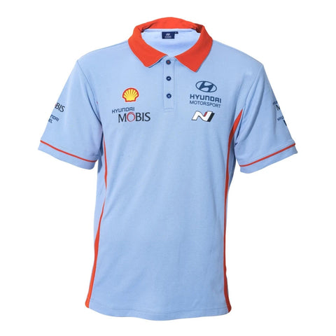 2021 Hyundai Motorsport Team Polo Shirt
