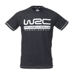 WRC Kids Dark Grey Logo T-Shirt