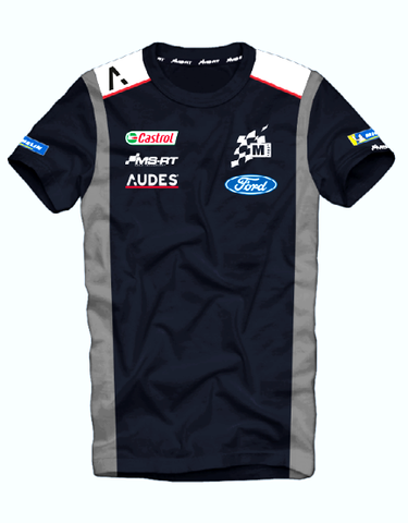 M Sport/ Ford WRC 2020/21 Team T Shirt