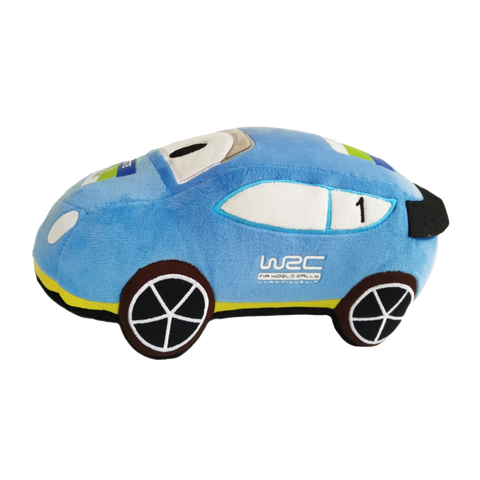 WRC/ Rally Finland Plush Car
