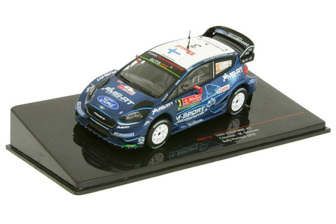 Ford Fiesta WRC- Suninen-Rally Portugal 2019- 4th- 1/43- by IXO- RAM714