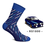 RS1800 Style Socks by Heeltread- One Size