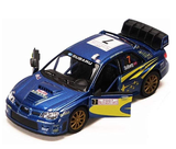 Subaru- Solberg-2007- 1/36 Scale- Pull-back Model