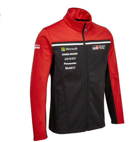 Toyota Gazoo WRT 2021 Team Softshell Jacket