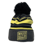 Wales Rally GB Bobble Hat