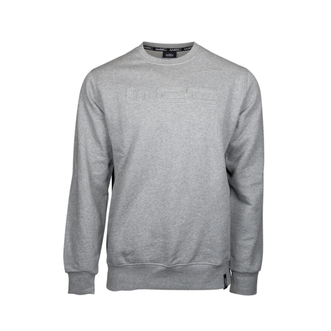 WRC Embossed Grey Logo Sweatshirt