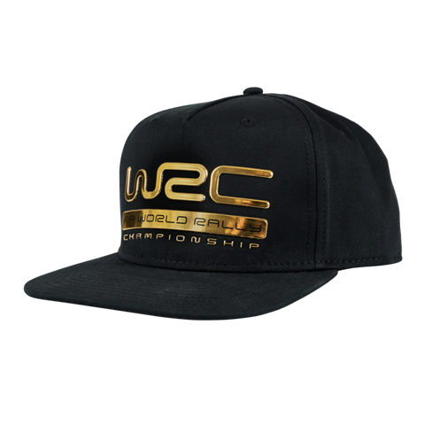WRC Gold Edition Flat Peak Cap